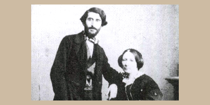 Francesco Bartolini e Louisa Grace